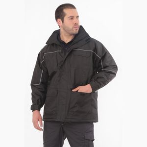 Parka Impermeable Ripstop