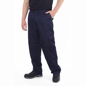 Pantalón Poplin Tipo Cargo