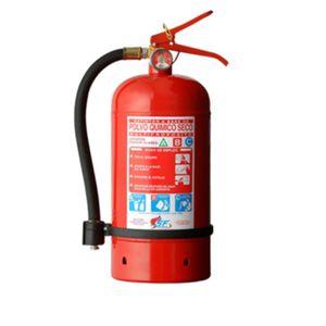 Extintor PQS 4 Kg