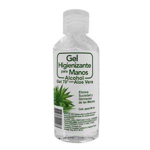 Alcohol Gel con Aloe Vera 60 ml