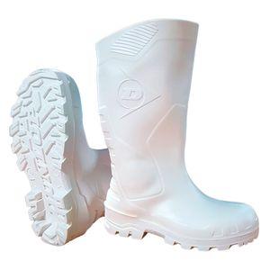 Bota de PVC Devon Blanca